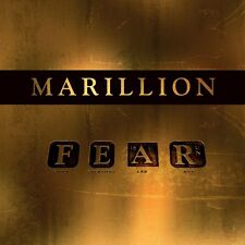 MARILLION - F E A R  FEAR fear F.E.A.R. CD (Fk Everyone And Run )