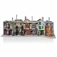 Harry Potter Diagon Alley 3d Puzzle 460 pcs Wrebbit