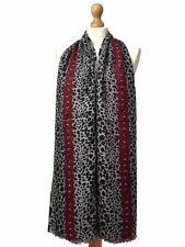 Ladies Leopard Print scarf New Women Grey Leopard Scarves New Style Large Hijab