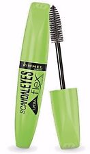 RIMMEL LONDON Scandaleyes Lycra Flex Mascara. 001 BLACK X