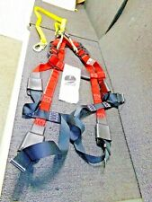 DENNINGTON SAFETY HARNESS U110M-ELSV LINESMAN/ELECTRICIANS HARNESS