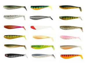 Fox Rage Zander Pro Shads / Soft Bait Fishing Lures