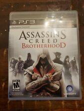 Assassin's Creed Brotherhood PlayStation 3