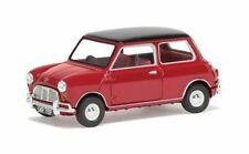 Mini Cooper S Mk1 - Tartan Red & Black - Diecast Scale 1:43 - Corgi NEW
