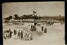 1910's General Butters Camp At Federal Hill, Baltimore, War Series Sketch