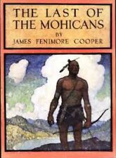 James Fenimore Cooper- The Last of the Mohicans Audio Book MP 3 CD 14 Hours