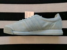 reputable site cd10b f5b52 Adidas Originals Samoa Suede Vintage Medium Green (B39017, Men s 11) DS
