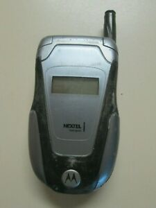 ic502 - Nextel From Sprint Hybrid Walkie Talkie Cell  As-Is For Parts