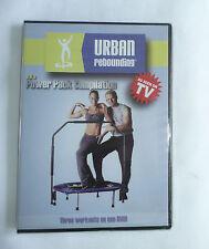 Urban Rebounding J.B.'s Power Pack Compilation * As Seen On TV * DVD >NEW<