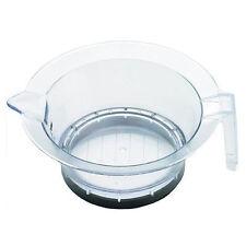 Annie Clear Dye Bowl Measuring Scales Non Slip Rubberized Base Bleach Cup #5411