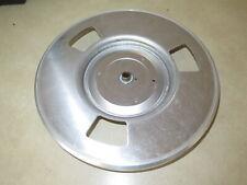 Garrard Steel Platter, Genuine Steel Platter Garrard Belt Drive Record Turntable