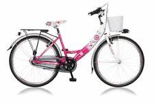 24 Zoll Kinderfahrrad Cityfahrrad Kinder Mädchen City Fahrrad Rad Nexus 3 Gang B