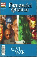 FANTASTICI QUATTRO 267 268 269 270 271 272 273 274 (Marvel Italia 2007) a scelta