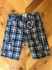 Fat Face Checked Shorts (2-16 Years) for Boys