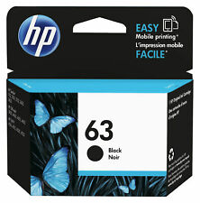 HP 63 (F6U62AN) Black Ink Cartridge