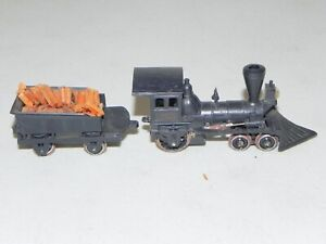 Northwestern Models HO C&NW Pioneer 4-2-0 Steam Locomotive & Tender Model