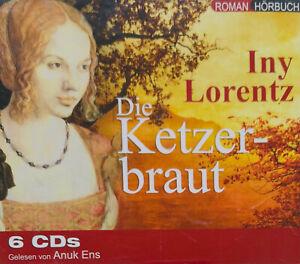 Iny Lorentz Die Ketzerbraut (6CD)   Hörbuch CD