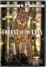 Nature: Forest Of The Lynx (2017, Dvd Neuf)