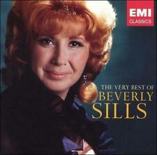 FREE US SHIP. on ANY 3+ CDs! NEW CD Beverly Sills: The Very Best of Beverly Sill