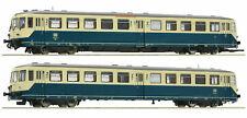 Roco 72083 Dieseltriebwagen-Zug Br 515/815 DB Ep.iv DCC Con Zimò Suono Ho Nuovo