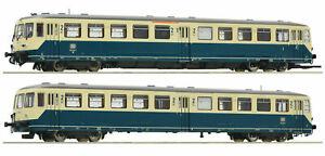Roco 72083 Dieseltriebwagen-Zug Br 515/815 DB Ep.IV DCC Con Zimo