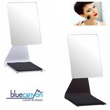 Stand Makeup Mirror Pelican Bathroom Dressing Cosmetic Free Standing Desktop New