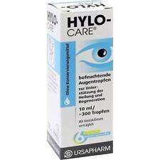HYLO-CARE Augentropfen 10ml PZN 3754426