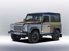 LAND ROVER 2015 DEFENDER 90 by PAUL SMITH RETRO POSTER PRINT CLASSIC ADVERT A3!