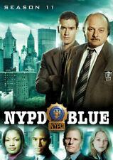 NYPD Blue Season 11 DVD Boxed Set Full Frame
