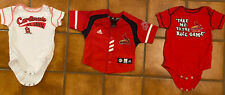 St. Louis Cardinals Adidas Jersey & One Piece Outfits  Lot Baby Size 18M