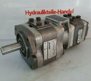 Voith Innenzahnradpumpe IPH 4/3 - 20/16 Hydraulikpumpe Eckerlr Gebraucht/ Used