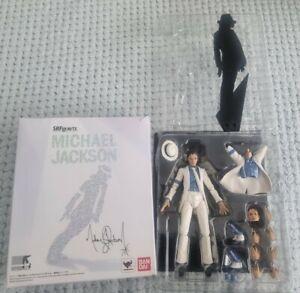 Michael Jackson SHFiguarts Bandai. Official Moonwalker Figure. Rare