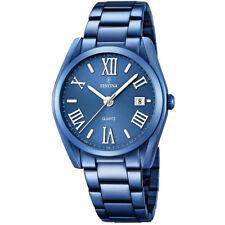 WATCH FESTINA UNISEX BOYFRIEND ACCIAIO IP BLUE F16864/3 - (LIST. € 149)