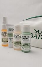 Mario Badescu skin care set with cosmetic bag NEW SEALED