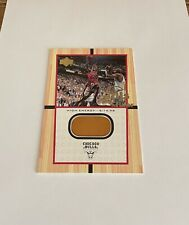 1999-2000 Upper Deck MJs Final Floor Michael Jordan Game-Used Final Floor #FF7
