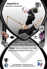 1x (Near Mint) Yachiru - Squad 11 Lieutenant Bleach TCG