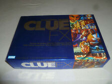Boxed Electronic Talking Clue Board Game Parker Brothers Complete Detective Cib