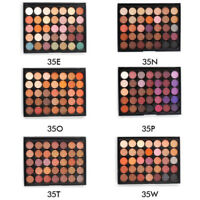 New MakeUp 35 Color Neutral Warm Palette Eyeshadow Morphe Eye Shadow Cosmetics^