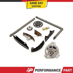 Timing Chain Kit Water Pump for 06-15 Audi Q7 Volkswagen Passat Touareg 3.6L