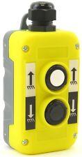 YuCo Yc-2B-Ud 2-Button Up-Down Hoist Crane Pendant Control Station Switch