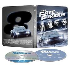 The Fate of the Furious (Blu-ray/DVD, Includes Digital Copy Best Buy)