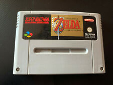 Zelda A Link to the Past SNES Super Nintendo PAL ESPAÑOL