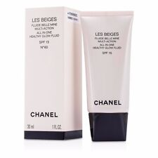 CHANEL Les Beiges SPF 15 - All In one Healthy Glow Fluid-  No 60 1 FL OZ