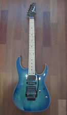 Ibanez RG370AHMZ Blue Moon Burst *GREAT CONDITION* Inc Guitar Case & Accessories