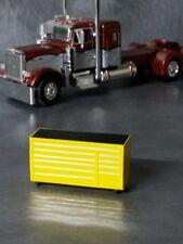 1/64 Custom scratch Farm yellow toolbox
