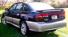 2000 - 2004 Subaru Legacy Spoiler - Custom Style