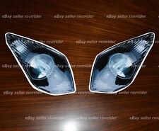 simulated headlight decals sticker for a 2009 2010 2011 2012 kawasaki zx6