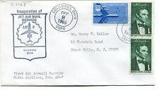 FFC 1965 Inauguration of Jet Air Mail Service AM-8 Columbus Ohio Detroit USA