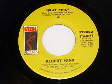 Albert King: Flat Tire / Can't Hear Nothing But the Blues  [Unplayed Copy]