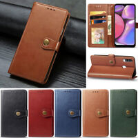 Luxury Wallet Leather Flip Stand Case Cover For Huawei Y9 Prime P30 Lite Y5 2019